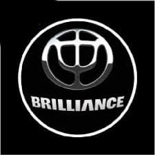Проекция логотипа BRILLIANCE (152)
