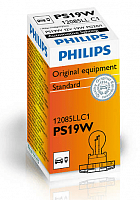 Лампа галогенная Philips HiPer Vision PS19W (PG20/1) 12V 19W
