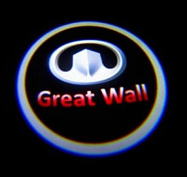 Проекция логотипа GREATWALL (317)