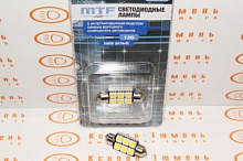 Светодиод MTF C5W 36 mm 12V CAN-BUS 6 smd 5000K