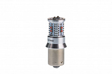 Светодиод Optima MINI, P21W (BA15S) RED, CAN, CREE XB-D*10, 2800K, 12V