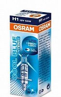 Лампа галогенная Osram H1 Cool Blue Intense (P14,5s) 12V 55W