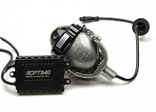 Линза БиДиодная Optima Premium Bi LED Lens Adaptive Series 3.0""