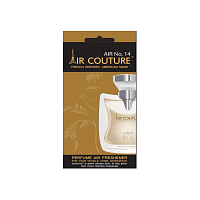 Ароматизатор Air couture №14 BLV