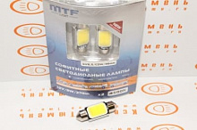 Светодиод MTF C5W 36 mm 12V 3W 270 lm COB LED 4500K